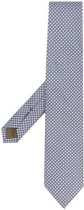 Church's Circle-Print Silk Tie