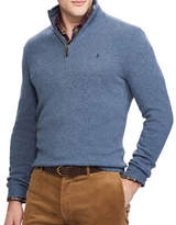 Polo Ralph Lauren Rib-Knit Half-Zip Sweater