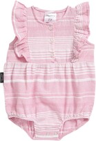 Thumbnail for your product : TINY TRIBE Stripe Frill Romper