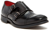 Base London Napier Monk Strap Oxford