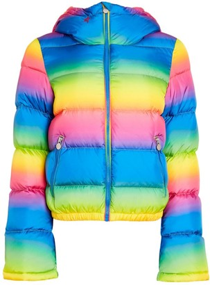 Perfect Moment Performance Ski Polar Flare Puffer Jacket