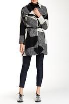 Desigual Sidney Long Sleeve Overcoat