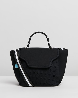 Chuchka - Women's Black Cross-body bags - Bianca Cross Body Bag - Size One Size at The Iconic