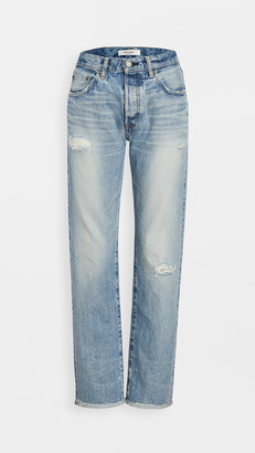 Moussy MV Steele Straight Jeans