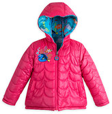 Disney Dory Winter Jacket with Hood for Girls
