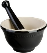 Le Creuset Mortar and Pestle Set - Black - 10 oz.