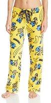Disney Universal Women's Minion Pant