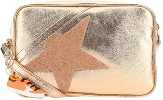 Golden Goose Star Detail Crossbody Bag