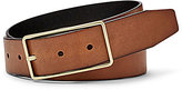 Fossil Reversible Square-Buckle Belt