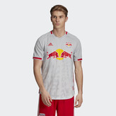 adidas New York Red Bulls Home Authentic Jersey