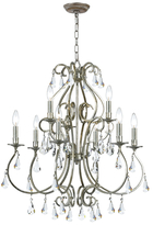 Crystorama Ashton 9-Light Chandelier