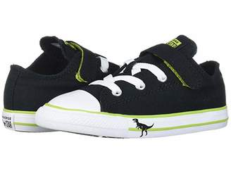Converse Chuck Taylor(r) All Star(r) 1V Dinoverse - Ox (Infant/Toddler)