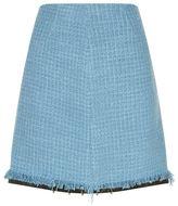 Pinko Textured Mini Skirt