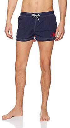 U.S. Polo Assn. Swim Shorts - Blue - Medium