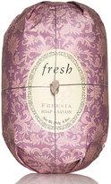 Fresh Freesia Oval Soap