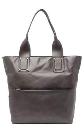 Hobo Pillar Leather Tote Bag