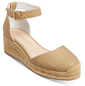 Jack Rogers Women's Palmer Ankle Strap Espadrille Sandals