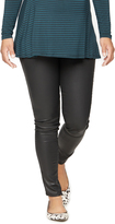 A Pea in the Pod Dl1961 Secret Fit Belly Skinny Coated Maternity Jean