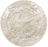 Juliska Firenze Marbleized Medici Charger/Server Plate