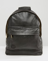 Mi-Pac Python Backpack Black