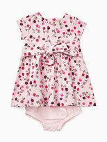 Kate Spade Babies fit & flare dress set