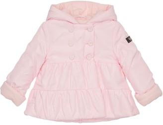 Il Gufo Hooded Nylon Puffer Coat