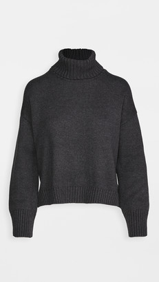 525 Long Sleeve Turtleneck Sweater
