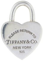 Tiffany & Co. Heart Lock Charm