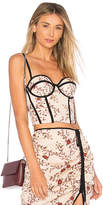 Lovers + Friends x REVOLVE Abba Bustier