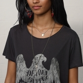 Denim & Supply Ralph Lauren Arrow Charm Necklace