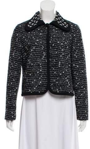 Giambattista Valli 2016 Tweed Jacket