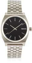 Nixon Time Teller Silver Finish Watch