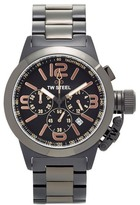 Men's TW Steel Kelly Rowland Special Edition Chronograph Black PVD Watch (Model: TW312)