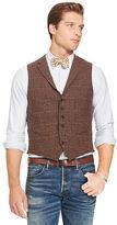 Polo Ralph Lauren Glen Plaid Wool Twill Vest
