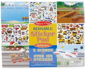Melissa & Doug Reusable Sticker Pad