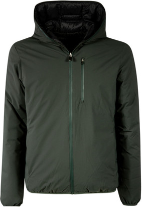 Save The Duck Chest Zip Pocket Reversible Padded Jacket