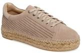 Marc Fisher Women's Mandal Perforated Platform Espadrille Sneaker
