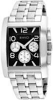 Roberto Bianci Mens Silver Tone Bracelet Watch-Rb54451