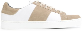 Etro Two Tone Low Top Sneakers