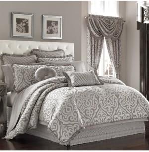 J Queen New York J Queen Luxembourg Queen 4pc. Comforter Set Bedding
