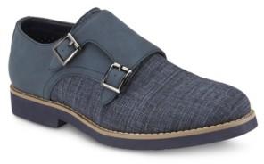 X-Ray Men's The Donnegal Dress Shoe Monk Strap Men's Shoes