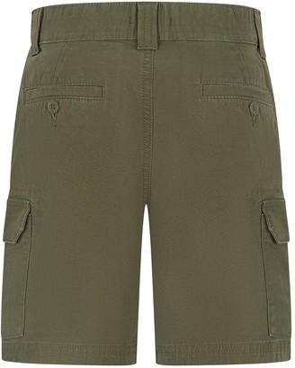 U.S. Polo Assn. Boys Cargo Shorts - Khaki