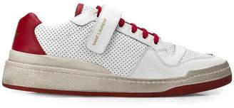 Saint Laurent travis low top sneakers