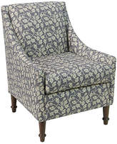 One Kings Lane Holmes Accent Chair - Slate Vine