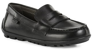 Geox Toddler's & Kid's Fast Leather Loafers
