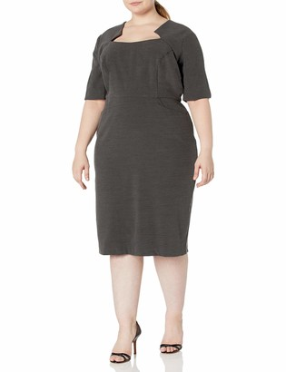 Single Dress Women's Plus Size Carmina Dress
