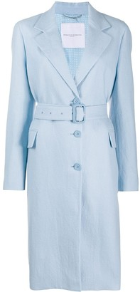 Ermanno Scervino Long Belted Coat