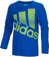 adidas Future Graphic-Print Cotton Shirt, Little Boys (4-7)