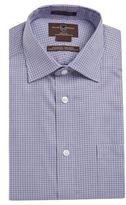 Black & Brown Black Brown Houndtooth Classic Fit Dress Shirt
