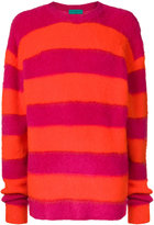 Paura striped jumper
